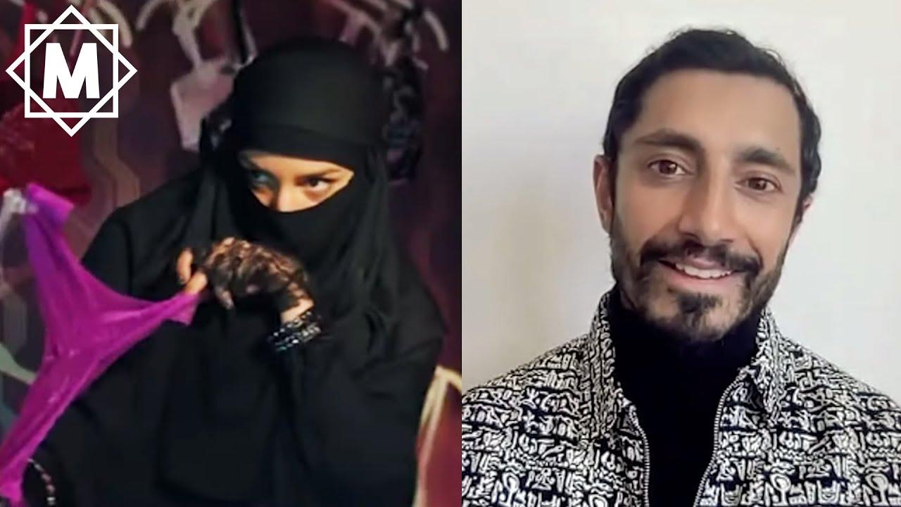 Actor Riz Ahmed Reacts To Bad Muslim Representation | MUSLIM