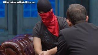 """Paco Arcadio: """"No me considero un terrorista"""" - Al Rincón"""