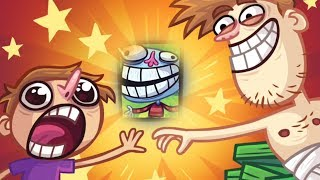 Troll Face Clicker Quest - SPIL GAMES Walkthrough - Super Alternative