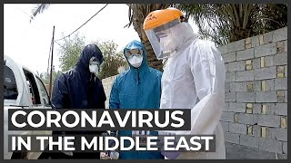 Coronavirus: Middle East faces uncertainty amid armed conflicts