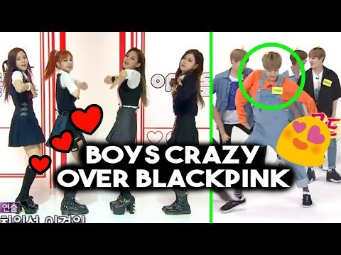 When Boy Groups Dance & Sing to Blackpink | Fanboys