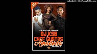 DJ KSB & Chef Gustos ft. Shontelle - Amadoda