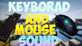 Ranked Skywars Keyboard and Mouse Sounds