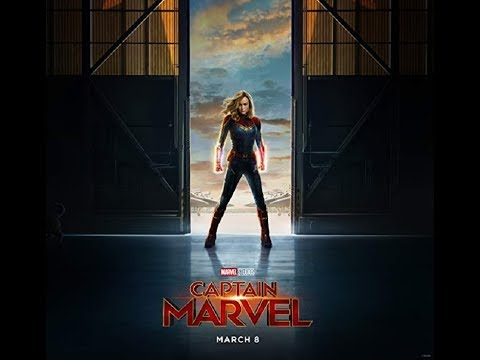Captain Marvel 2019 Movie Trailer, Cast and Crew