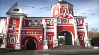 видео Свято-Введенский мужской монастырь (г.Киев): карта, описание