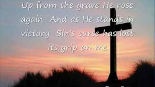Tim Hughes In Christ Alone Lyrics