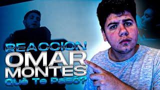 (REACCIÓN) Omar Montes, Mariah Angeliq - Qué Te Pasó