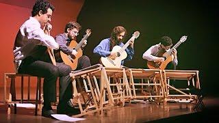 Malambo  Piezas latinoamericanas   Guido Santrsola     Grupo Corda Nova