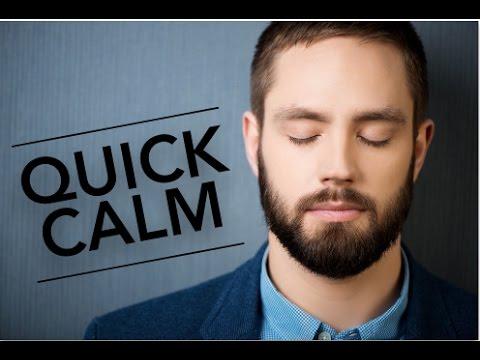 Quick Calm Deep Breathing