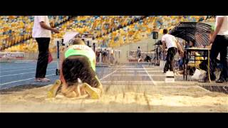 Легкая атлетика. Киев 08.05.2014