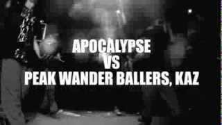 APOCALYPSE Freestyle Basketball -Dawn of The New World- 03