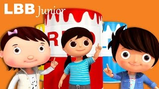 Mixing Colors Song | Original Songs | By LBB Junior