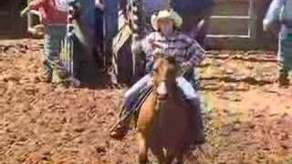 OHSSE Oklahoma Centennial Celebration H.S. Rodeo in Shawnee