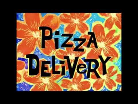 SpongeBob SquarePants Song: Krusty Krab Pizza
