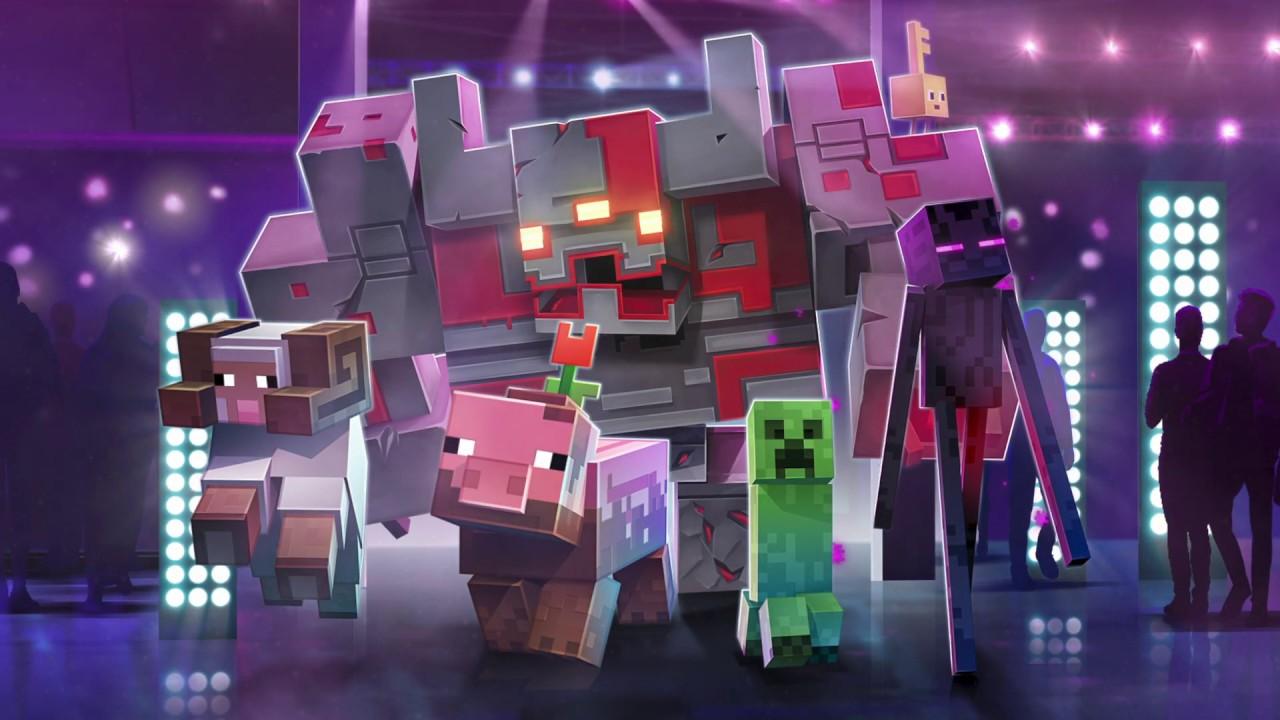 Minecraft Festival Website Video V2 - Video on Minecraft Festival website