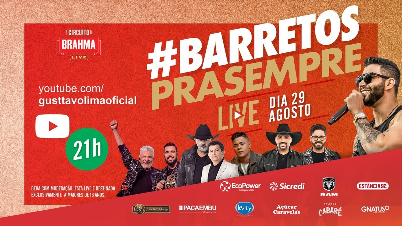 Festa do Peão de Barretos Live #BarretosPraSempre