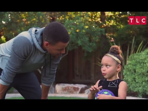 Steph Curry's Daughter, Riley, Gets Playhouse of Her Dreams