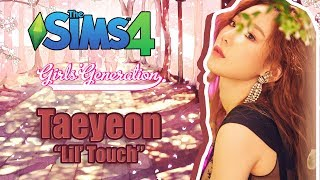 [The Sims Taeyeon ''Lil' Touch'