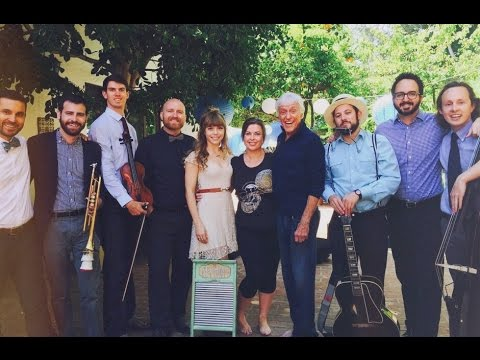 "THE DUSTBOWL REVIVAL - FEATURING DICK VAN DYKE - ""NEVER HAD TO GO"""