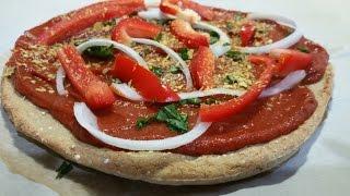Quinoa Pizza Crust | GF | Recipe