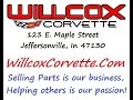 Willcox Corvette - 1968-1982 Corvette Headlamp Vacuum Diagnostics