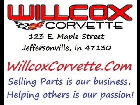 Willcox Corvette - 1968-1982 Corvette Headlamp Vacuum ...