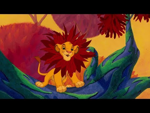 The Lion King - I Just Can't Wait To Be King (1994)