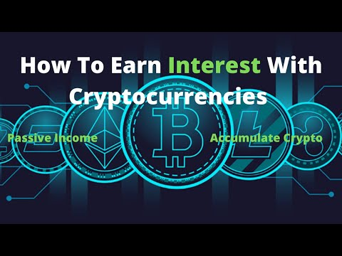 How to earn passive income through crypto!