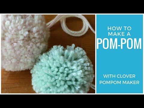 how-to-make-a-pom-pom