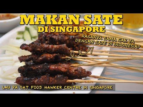 makan-3-jenis-sate-di-singapore?-(lau-pa-sat-hawker-centre-singapore)