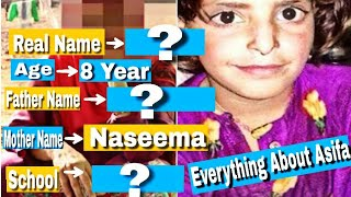Full Detail About Asifa/All Information About Asifa/who Is Asifa by World's reality