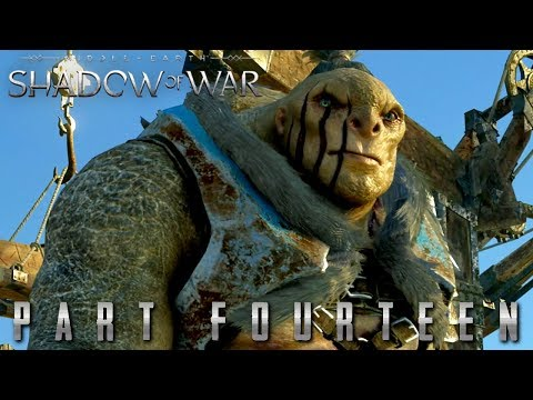 Bruz The Chopper! Ring of Power Part 14 Middle Earth: Shadow Of War