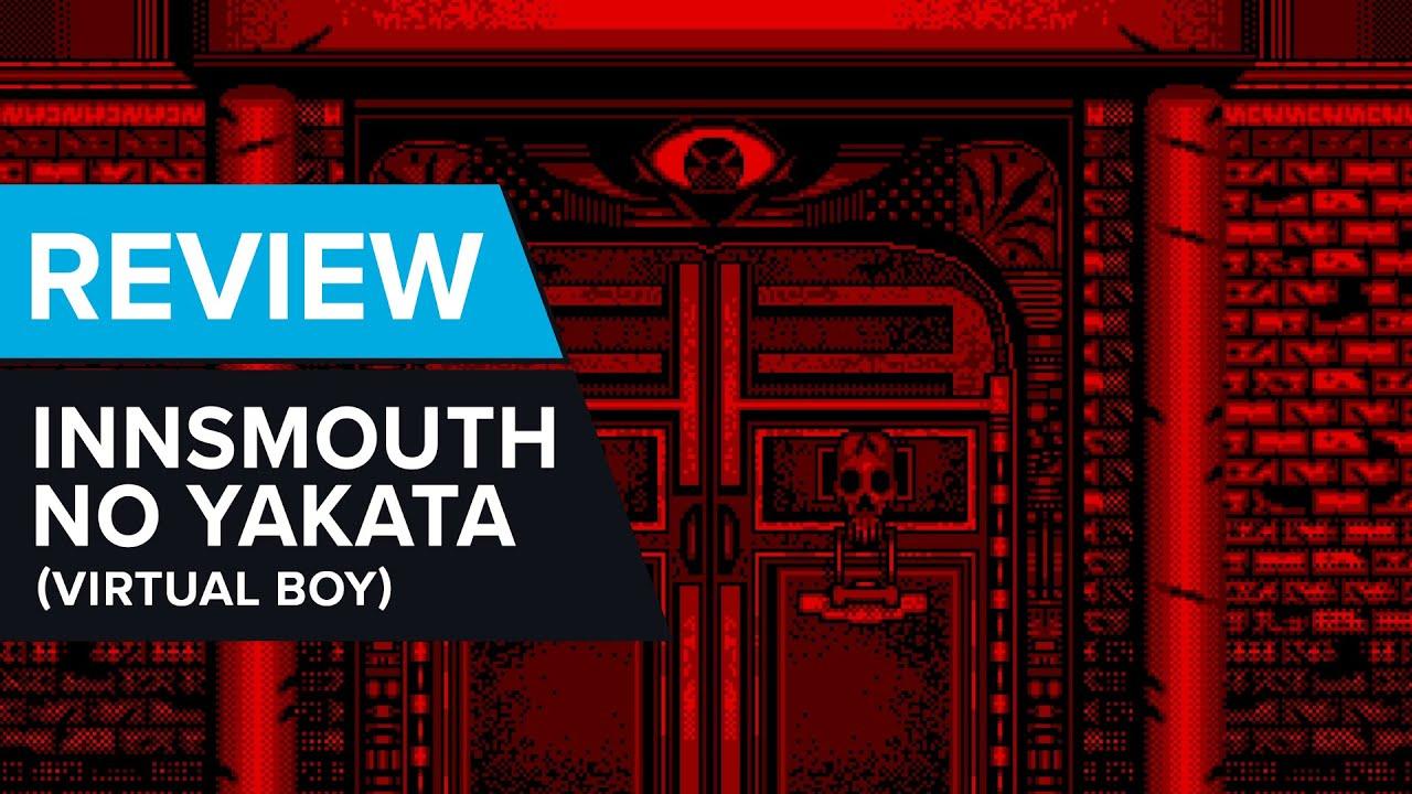 Innsmouth no Yakata Review (Virtual Boy)