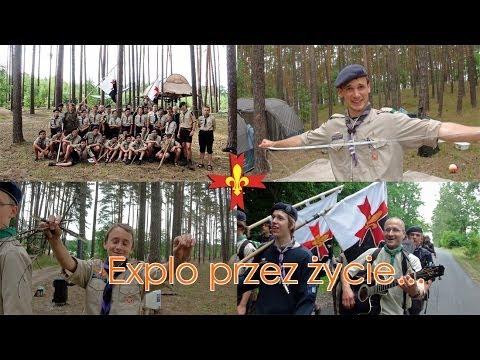 Explo przez życie | Teledysk Obozowy | Skauci-Europy, Chartów '2013