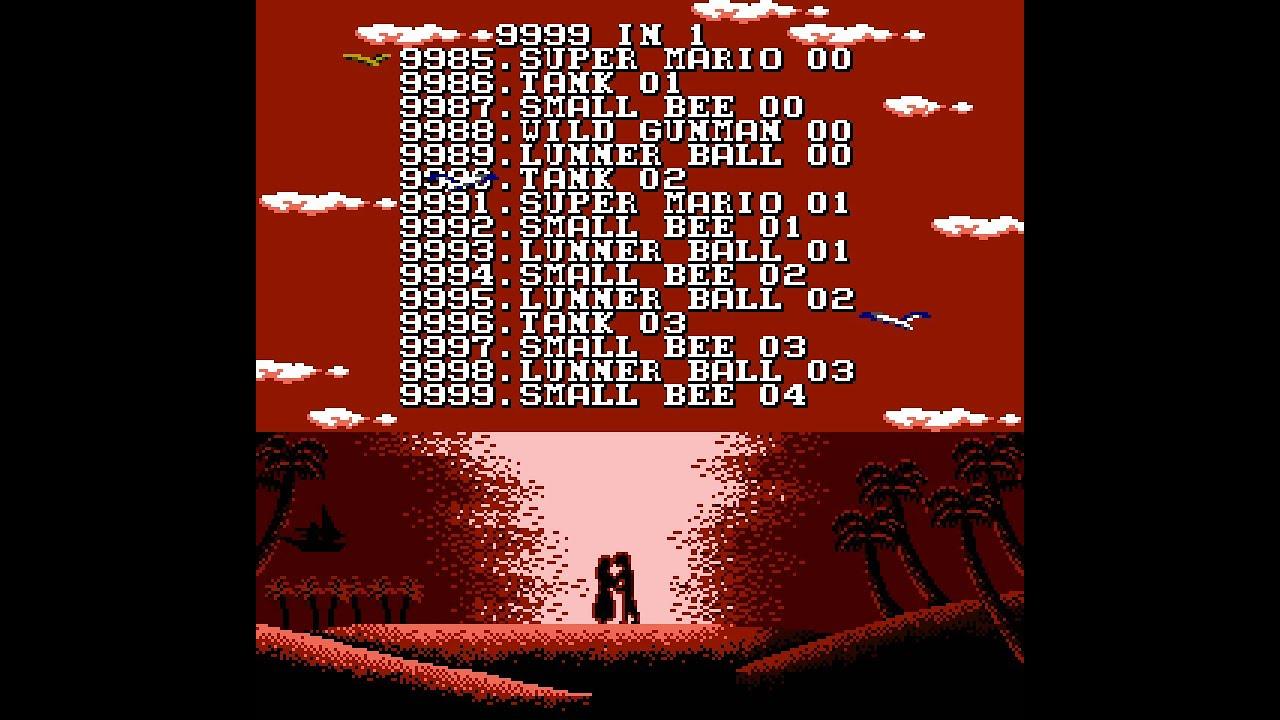 9999 in 1 - Famicom