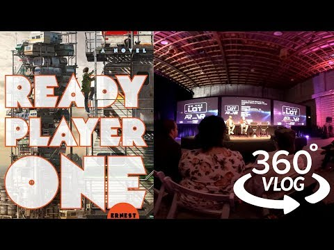 "Creating The Immersive World of ""Ready Player One"" with the film's screenwriter Zak Penn  