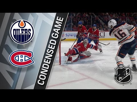 Edmonton Oilers vs Montreal Canadiens – Dec. 09, 2017 | Game Highlights | NHL 2017/18. Обзор матча