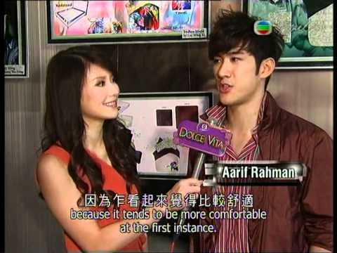 Aarif 李治廷 Airland Eng interview version 2