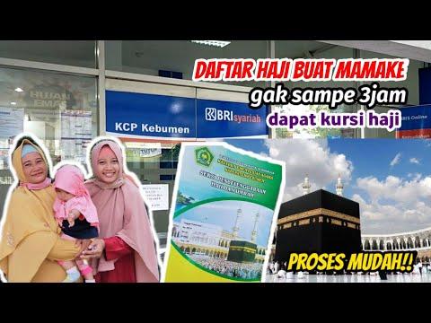 Antusias Masyarakat Indonesia untuk melaksanakan Ibadah Haji sangat tinggi, dapat dilihat dari estim.