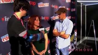 New York Comic-Con: EAGLEHEART Stars Dish on Big Changes for Season 3 (SPOILERS)