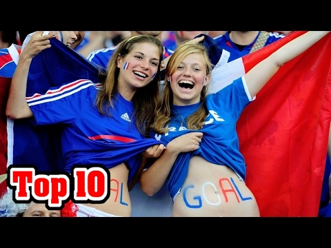 Top 10 AMAZING Facts About FRANCE