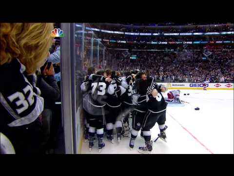 6/13/14 - Kings Clinch Stanley Cup - Nick Nickson's Call