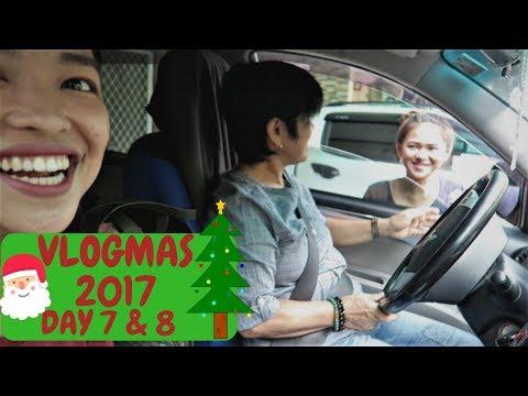 VLOGMAS DAY 7-8: Opening of Ayala Mall in Marikina Heights