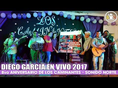 DIEGO GARCIA - 100% CHAMAME - EL GIGANTE BAILABLE