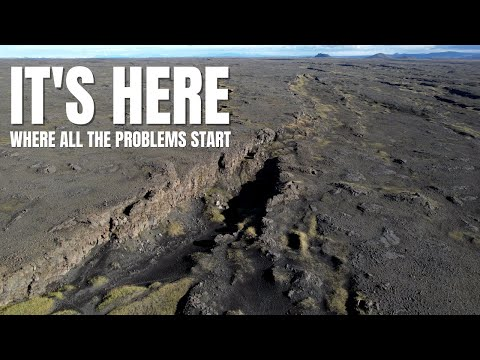 Volcanic Unrest In Iceland - Where It All Starts - The Tectonic Plates