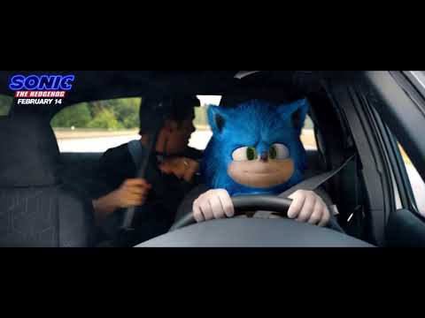 """Sonic The Hedgehog (2020) - """"Drive"""" - Paramount Pictures"""