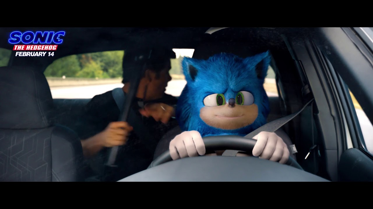 "Watch Sonic The Hedgehog (2020) - ""Anime"" - HD-Movies"