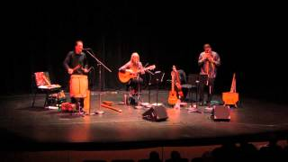 Sin Fronteras concert 2/28/15 - Shorecrest Performing Arts Center - Galopa Murrieta by P. Neruda