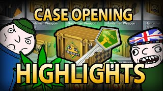 CS:GO CASE OPENING HIGHLIGHT 1