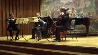 Robert Schumann: Klavierquartett Es-Dur op. 47